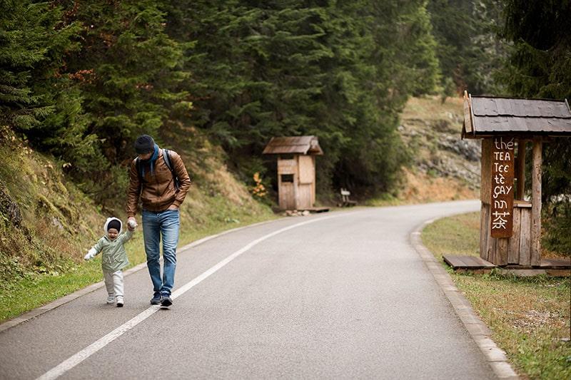 Путь к Черному озеру