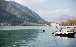 Не поехали в Абхазию из-за серпантина и полетели в Черногорию (30 ФОТО)