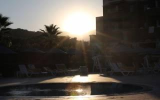 Мой отдых в Турции (Кемер) — отзыв и фотографии