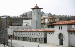 Ахалцихская крепость, Варздиа и Ананури — финал грузинского автопутешествия