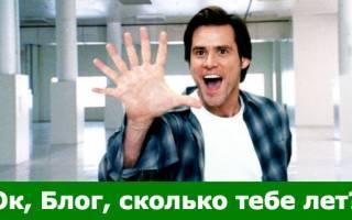 Блогу Sosnovskij.ru исполнилось 7 лет! + конкурс