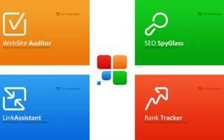 SEO PowerSuite — мощный комбайн для оптимизаторов и вебмастеров