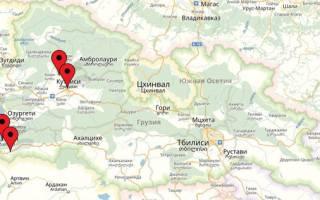 Пещера Прометея, Кутаиси и Батуми — 2-ая часть путешествия по Грузии