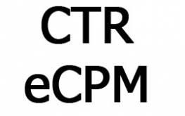 Что такое CTR и eCPM?