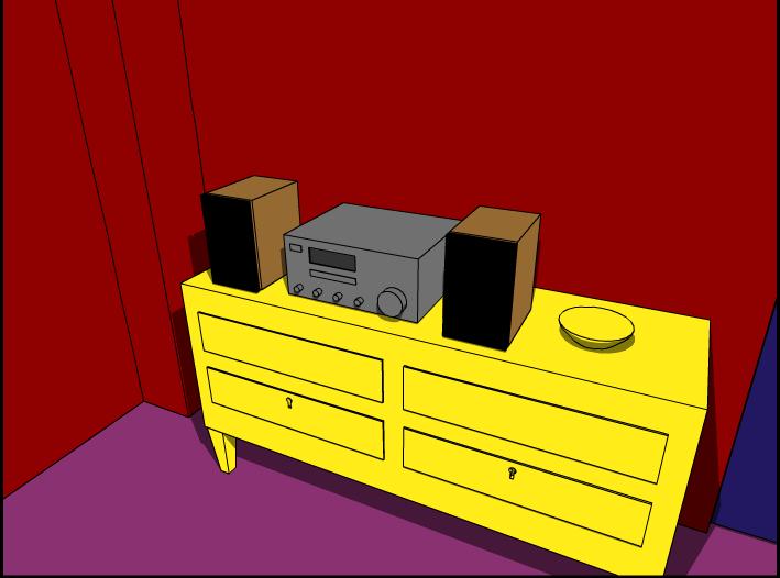 Тайна красной комнаты - загадка №6