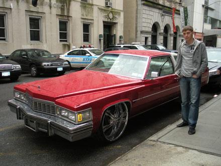 america-car-new-york