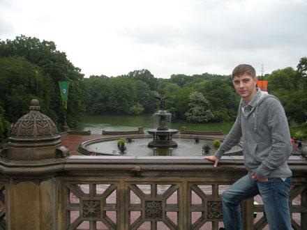 Централ Парк в Нью Йорке