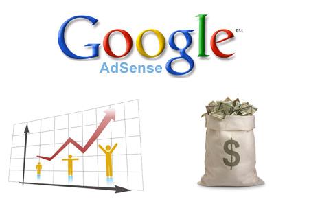 увеличение доходов в гугл адсенс