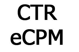 Что такое CTR и eCPM? Изучаем статистику по рекламе или доходу.