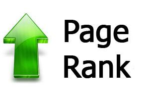 как поднять page rank