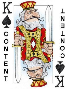 """контент - король в продвижении ключевых слов """"длинного хвоста"""""""