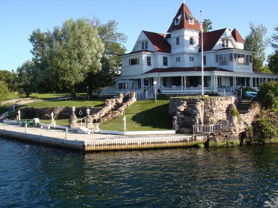гостиница на 1000 островов