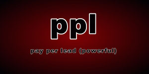 PPL (pay per lead)