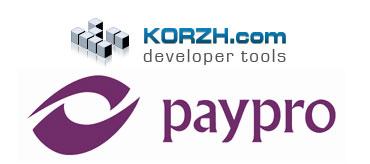 Korzh.com и PayPro Global