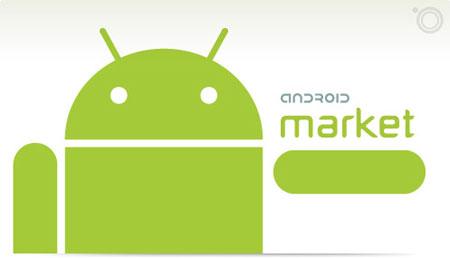 логотип Android Market
