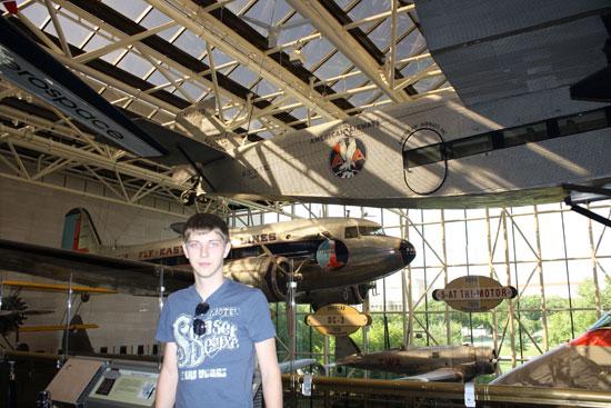 самолеты национальном музее авиации и космонавтики