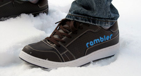кроссовки Рамблер