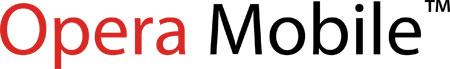 логотип opera mobile