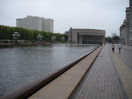 бассейн в Бостоне