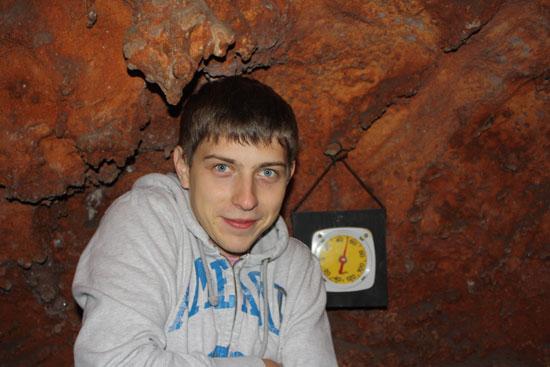 пещера в Виржинии