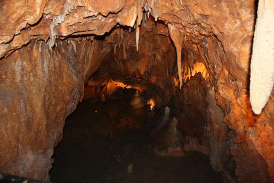 Виржиния - пещеры