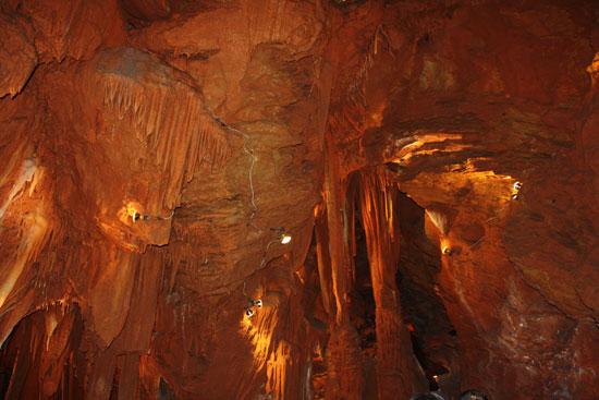 виржинские пещеры