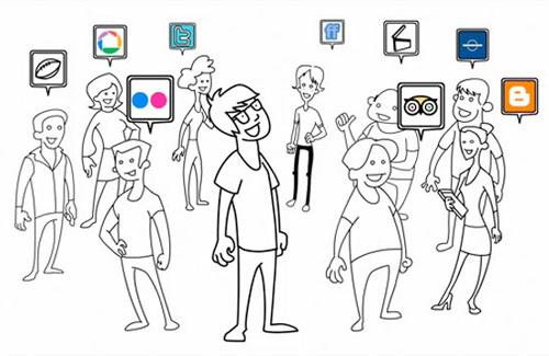 социальный поиск от Google