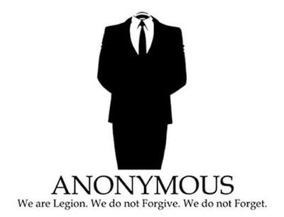 группа хакеров Anonymous