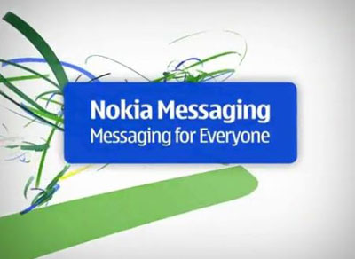 сервис nokia messaging