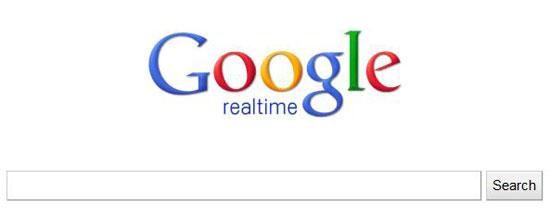 поиск в реальном времени от Google