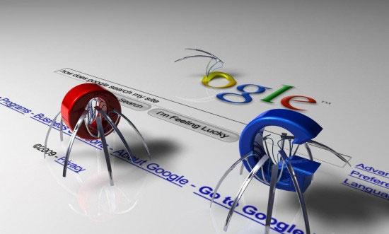 Продвижение сайта в Google