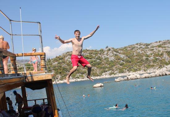 феноменальный прыжок =)