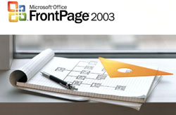программа для создания сайта microsoft frontpage