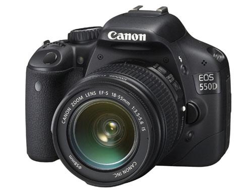 Полный обзор Canon EOS 550D. Технические характеристики фотоаппарата Canon 550D.