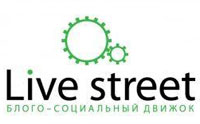livestreet логотип