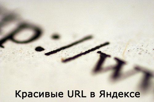 URL в Яндексе