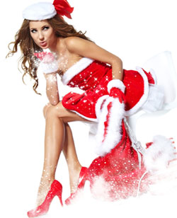 Подарки от снегурочки =)