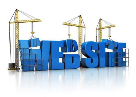 создание первого сайта