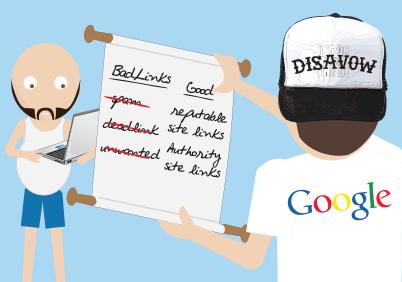 Как отбирать ссылки для отказа в Google Disavow Links