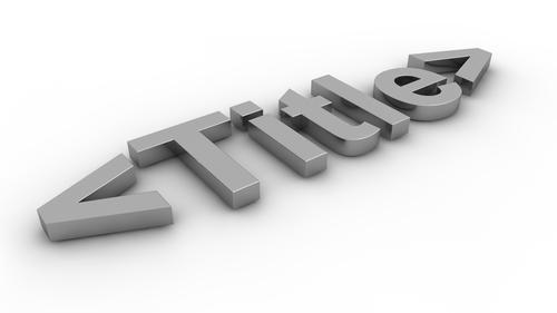 Эксперимент: влияние неоптимизированного тега Title на позиции в поисковых системах