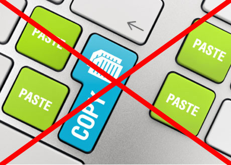 защита контента от копирования