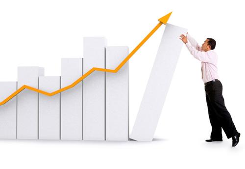 резкий рост посещаемости