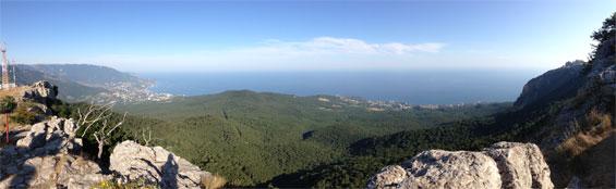 Панорама Ай-Петри