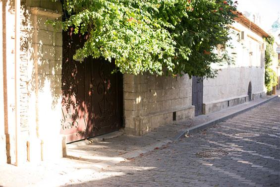 Улочки малого Иерусалима