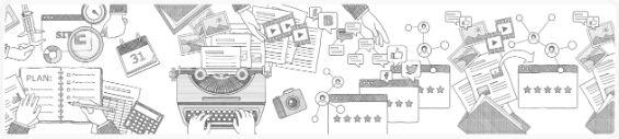 схема контент-марктинга