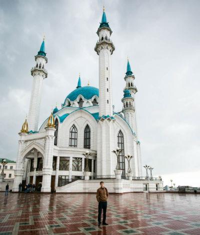 главная мечеть Казани