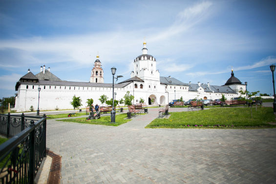 город Свияжск