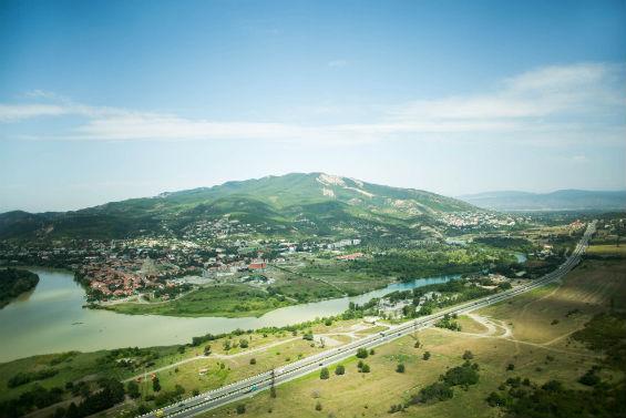 Панорама Мцхеты